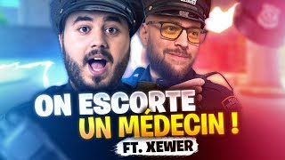 🚔 OBJECTIVE: SAVE THE MEDECIN (FT. XEWER - THE STUFF)! FORTNITE RP