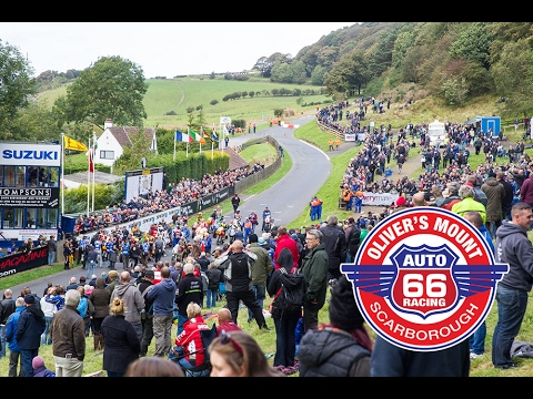 OLIVER'S MOUNT - SCARBOROUGH SPRING CUP PART 2 - Full TV Show