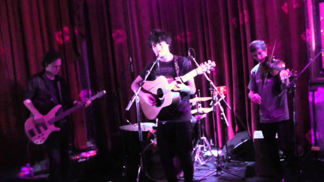 Download Jake Friese-Greene Live @ The Barrelhouse /// Dust Clears (Cover)