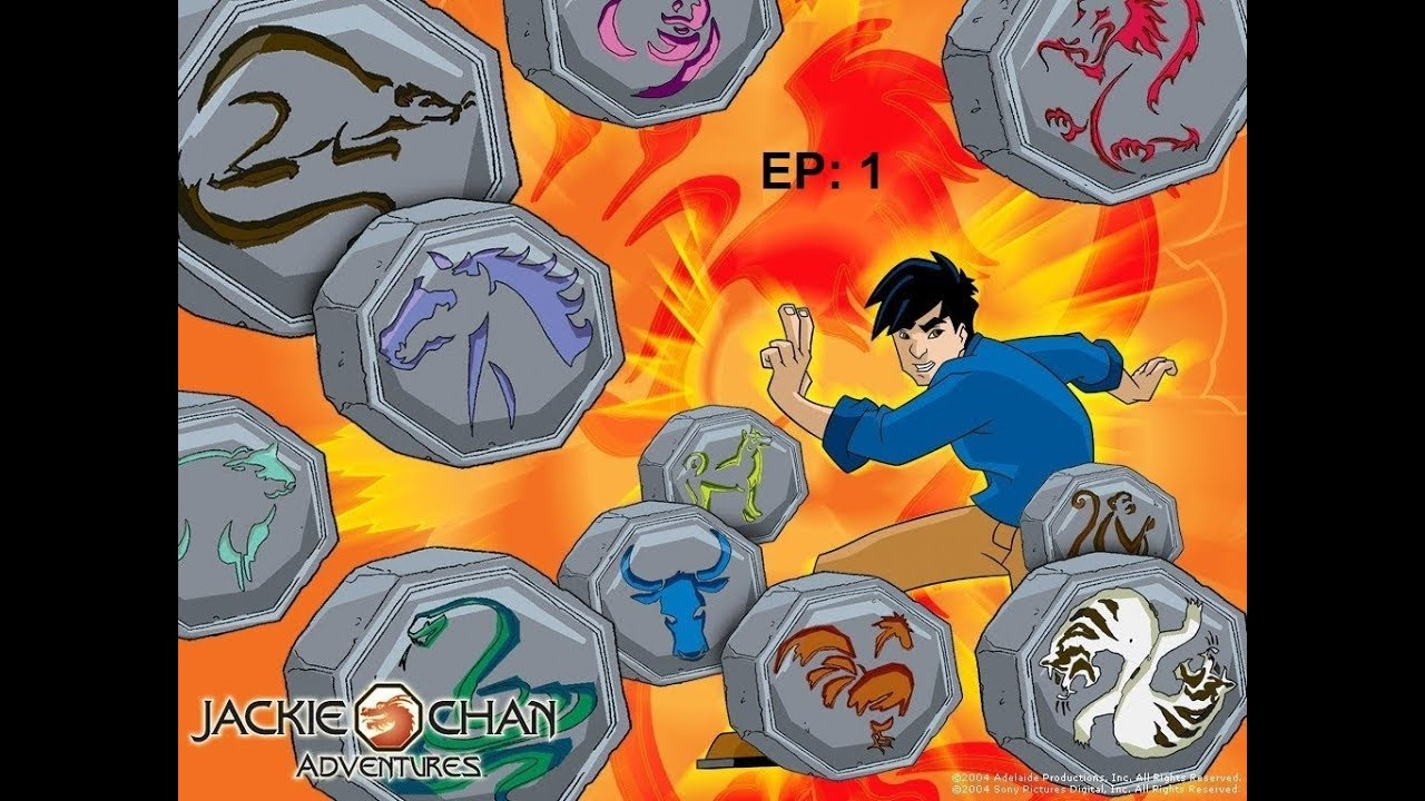 jackiechan adventures season 1