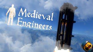 SPACESHIP! - Medieval Engineers
