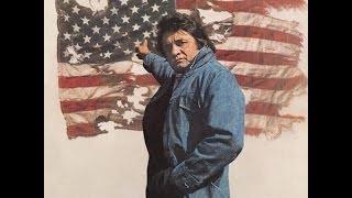 Johnny Cash - Ragged Old Flag lyrics
