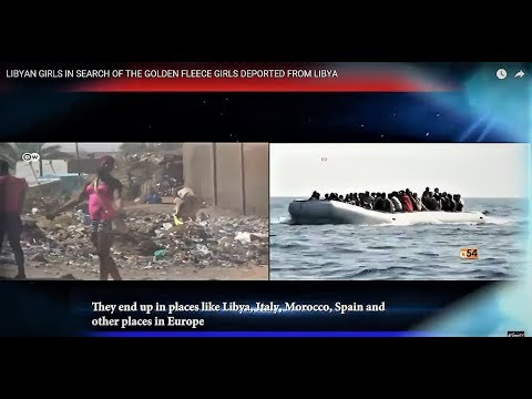 Survival of the Deadliest Routes to Lybia: Refugees