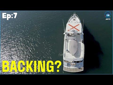 Physics of Docking - Backing Your Boat