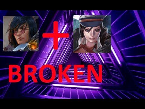 Baron + Catherine = FREE WIN Vainglory 5v5