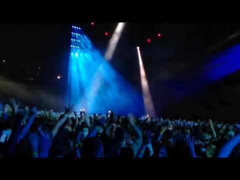 U2 The Joshua Tree Tour 2019 Mt Smart Auckland New Zealand 8th November