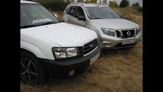 Subaru bu Forester hamda Nissan Terrano nusxasini ???