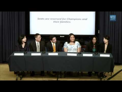 "Champions of Change: AAPI ""What's Your Story"" Challenge Winners Part 1"