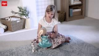 Disney Princess Snow Glow Elsa Review by Kids | Argos
