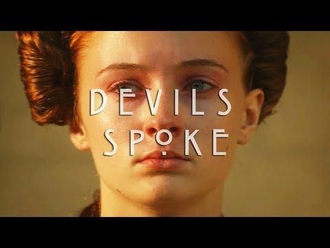 Devils Spoke (Women of Game of Thrones)