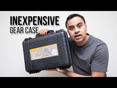Craftright Safe Case For Photography Gear - Pelican Case Alternative