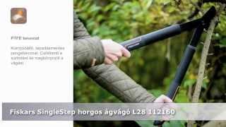 Fiskars SingleStep horgos ágvágó L28 112160
