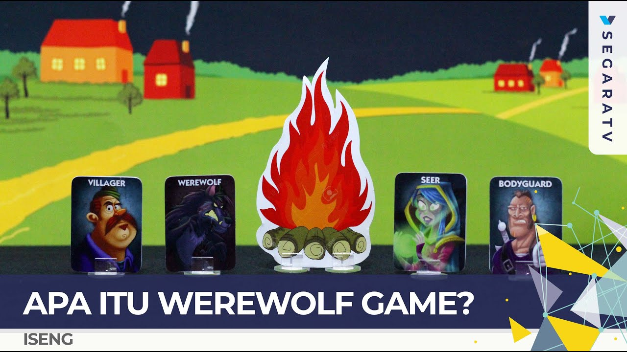 Werewolf Permainan