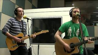 Fiach & Band perform for The John Murray Show on RTÉ Radio 1