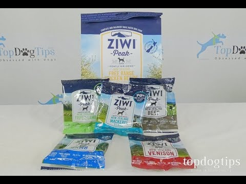 Ziwi Peak Air Dried Dog Food Review