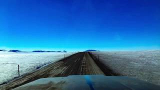 Haul Road Timelapse   Red Dog Alaska