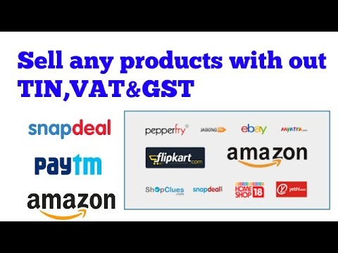 9c99e2413 Sell any Products Online Without VAT