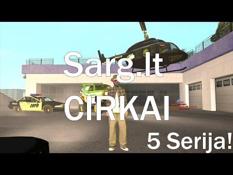 Sarg.lt Cirkai. 5 Serija. Mitkus trolina pd