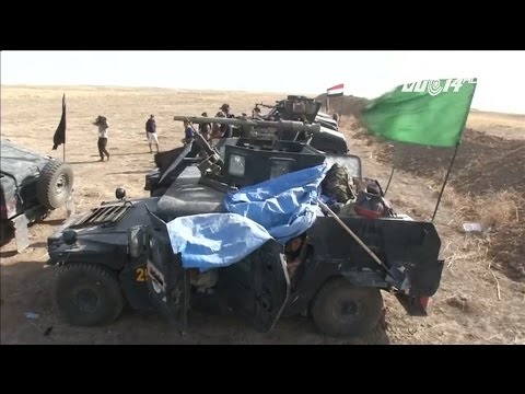 (VTC14)_Quân đội Iraq tổng tấn công giải phóng Mosul