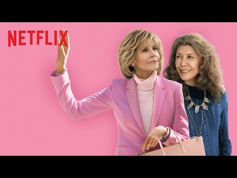 Grace and Frankie | Staffel 5 – Offizieller Trailer [HD] | Netflix