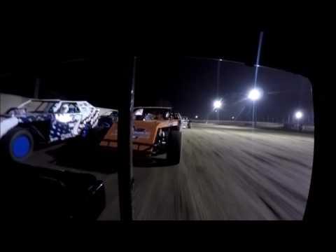 250 Speedway Brock Moskey Modified Heat & GoPro Feature