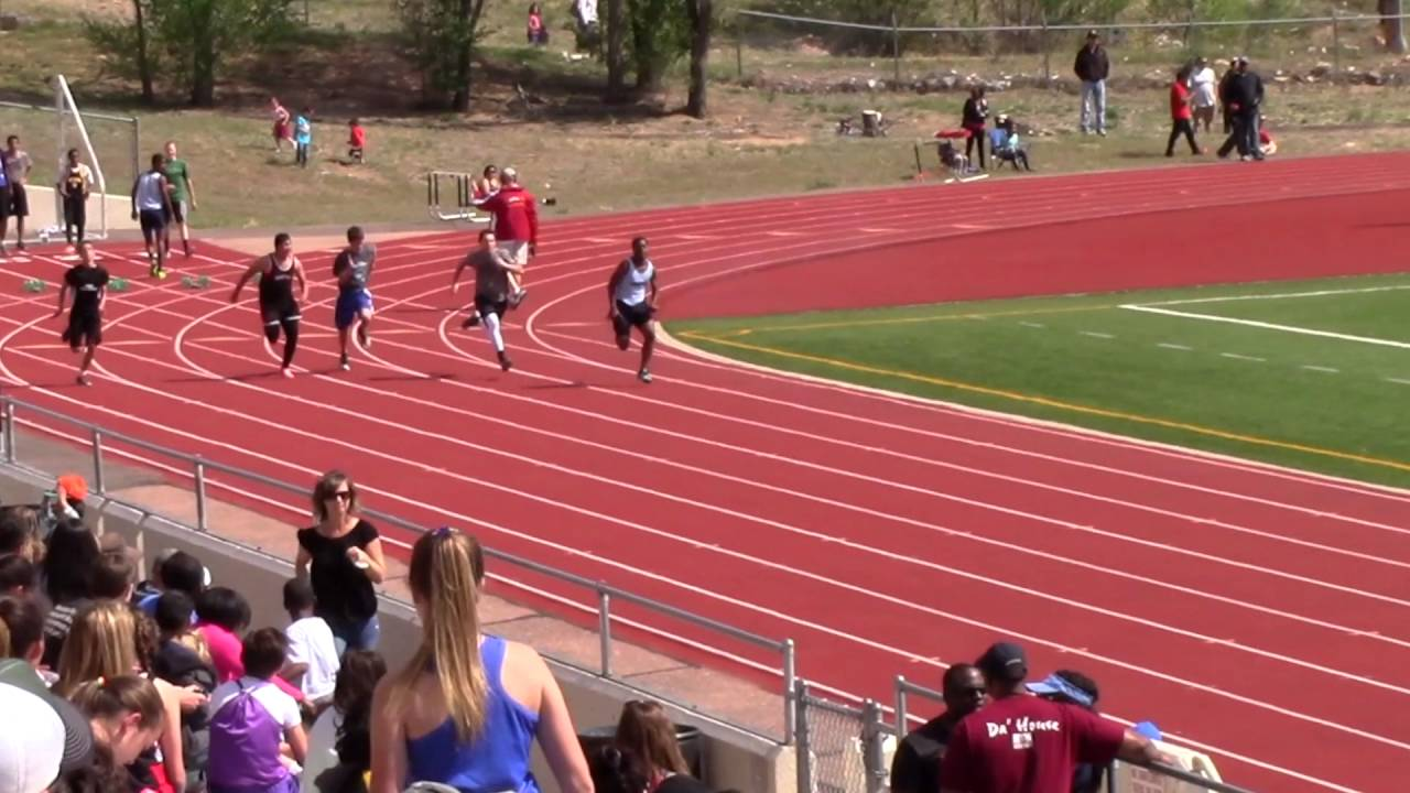 Fastest Middle School 100 meters - 11 13 (DM3) 8th grade