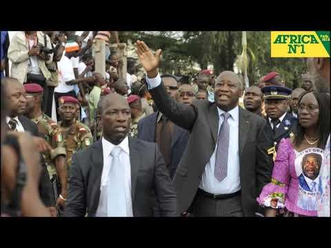 CPI: les dessous de la liberation sous caution de Laurent Gbagbo et Charles Blé Goudé
