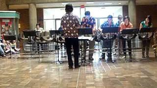 U of T Steel Pan Ensemble 2008 - Rivers of Babylon