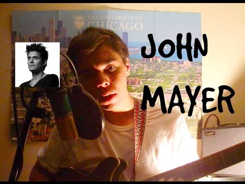 John Mayer  Slow Dancing In A Burning Room Cover  YouTube