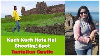 Kuch Kuch Hota Hai Shooting Spot || A Sudden Trip To The Picturesque Tantellon Castle || Weekend FUN