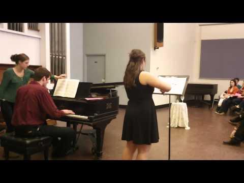 Junior Recital Part 1