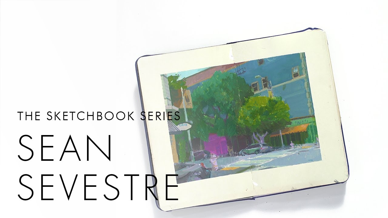 The Sketchbook Series - Sean Sevestre