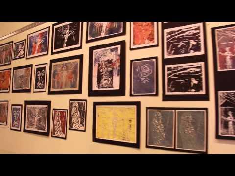 The American University of Rome Fine Arts Program Student Exhibition Fall 2014