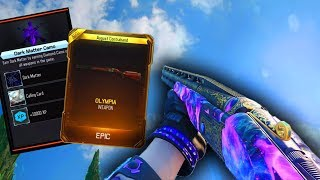 *NEW* OLYMPIA DLC WEAPON in BLACK OPS 3! UNLOCKING DARK MATTER CAMO on THE OLYMPIA! (NEW DLC WEAPON) thumbnail