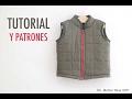 DIY Costura: Chalecos para niños (patrones gratis)