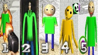5 Baldi s Basics in Education and Learning Fan Games