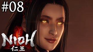 Zagrajmy w Nioh: Niepokorny Honor - DWÓCH BOSSÓW! [#08]