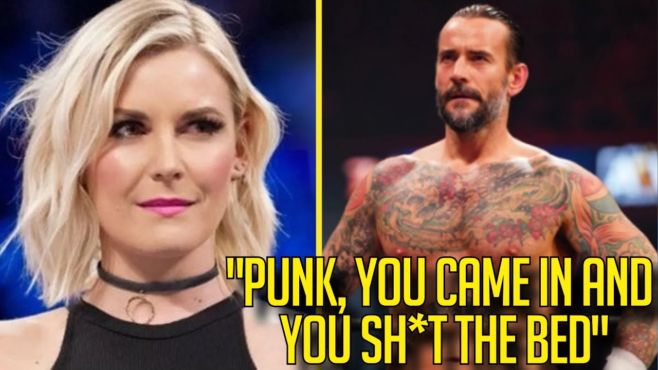 WWE REJECTED Renee Young... Star GOES OFF On AEW... AJ Styles MISSING Because...