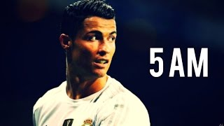 Cristiano Ronaldo  ● 5 AM  ● Goals And Skills  ● 2016