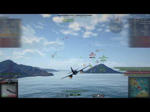 World Of Warplanes | Su-9 | 4 kills | at last full upgraded