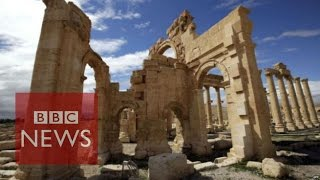 Why are Syrians not shocked by ISIS destroying ancient sites? BBC News