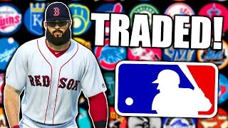 I FINALLY GOT TRADED! MLB The Show 19 | Road To The Show Gameplay #10