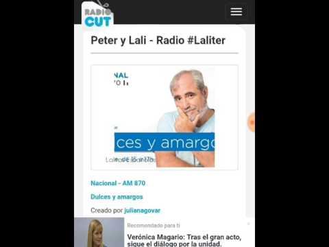 Peter y Lali - Radio ( Dulces y Amargos)