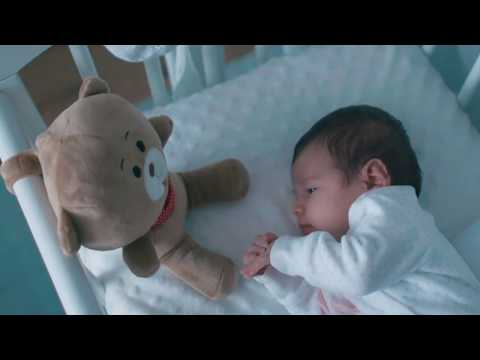 BUDIZZZ Bear - your baby's first sleeping Buddy
