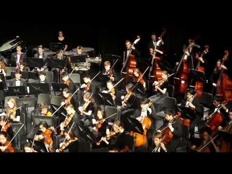 The Last of the Mohicans, Trevor Jones - Troy Philharmonic Orchestra, 5/14/15