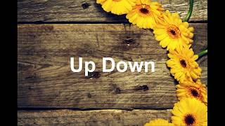 Morgan Wallen - Up Down feat Florida Georgia Line - Lyrics Video