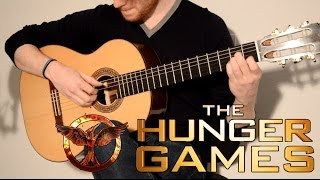 How To Play: The Hanging Tree (Mockingjay Pt.1) - Guitar Tutorial by CallumMcGaw