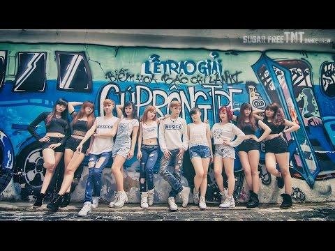 "T-ARA[���] ""SUGAR FREE""[���리] Dance Cover by TNT Dance Crew"