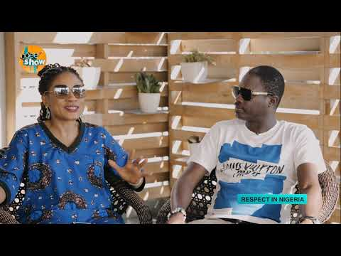 Download The Ngee Show...Respect in Nigeria part 1 - with Ali Nuhu