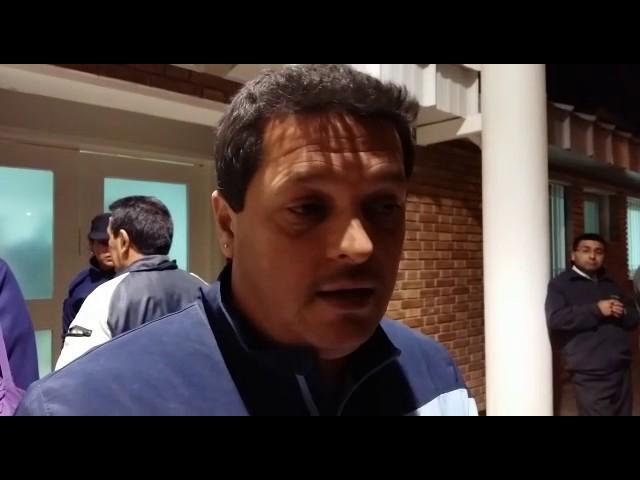Eduardo Lopez, uno de los sobrevivientes